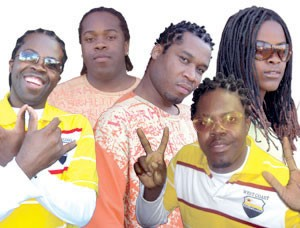 PHOTO: Black Parents - Haitian Music Band
