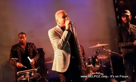 PHOTO: Ti Joe Zenny -  Kreyol La Album Release Party