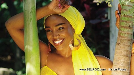 PHOTO: Emeline Michel - Haitian Diva